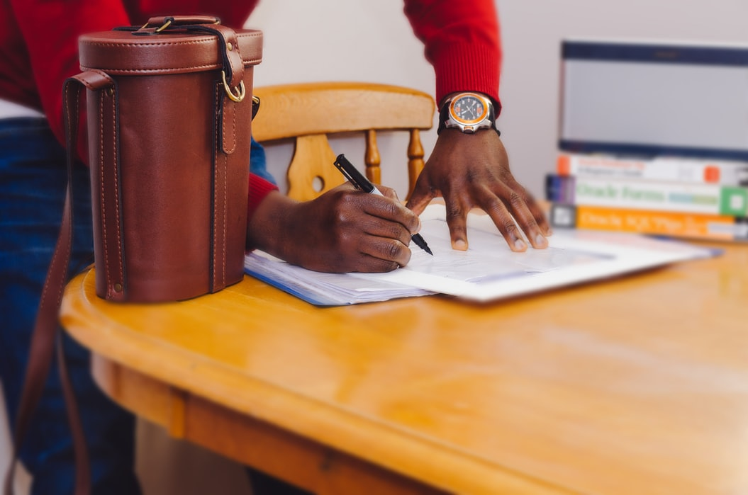 Form notarization